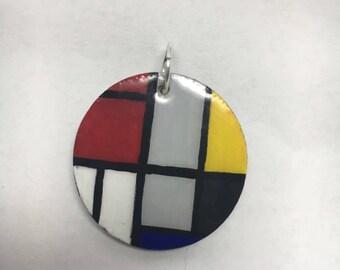 Mondrian Pendant