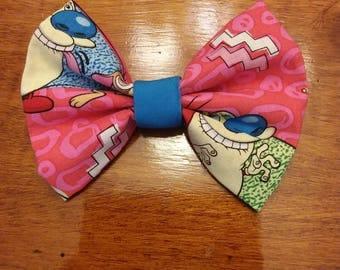 Ren and Stimpy Bow