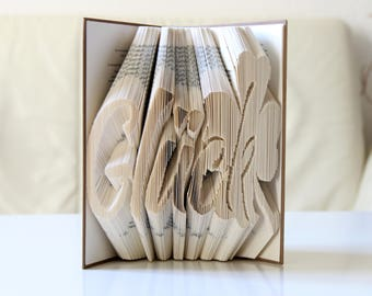 Lucky No.. 2 folded book