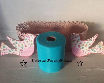 For making tutu tulle roll