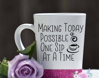 coffee lover, coffee mug, glitter mug, mug, personalized mug, fun mug, funny mug, great gift, best mug, gift