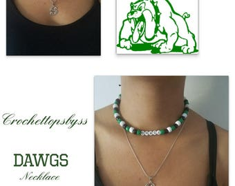 DAWGS Handmade Necklace