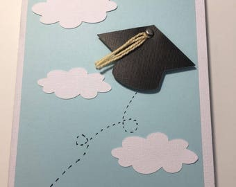 Graduation Cap Card