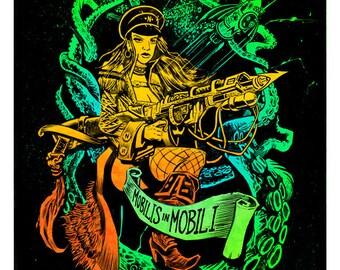 Steampunk Print!