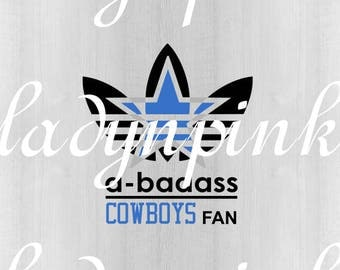 Dallas Cowboys Football Digital File SVG Tshirts Decal Tumbler Gift