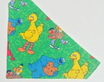 Sesame st slip on bandana
