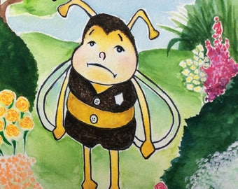 Why can't I buzz?, Children's Story, Easy Reading, Designed for young readers, Bedtime story, Ages 5-9, Amusing, Girls & Boys,Ideal gift.