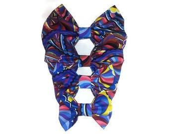dog's bow tie , bright accessories for pet , dogs birthday gift , cat and owner matching