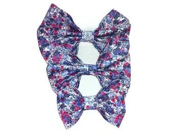 dog and owner bow tie pet owner matching bowtie velcro cotton bow tie for dog pink lilac floral bow tie cat owner matching bowties small dog