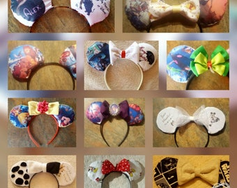 Mickey mouse ears any design