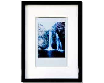 "Fine Art Photography ""Alamere"" Framed Instax Mini Print"