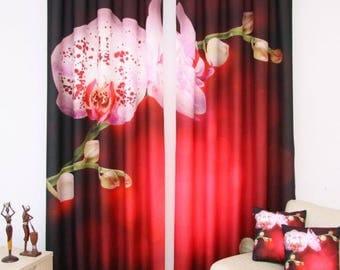 3D curtain set
