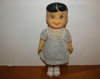 Vinyl 12inch Doll