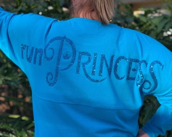 runPrincess Long Sleeve Jersey