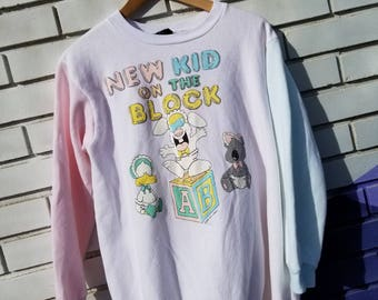 Pastel Power Eighties Sweater by Goodies and Co