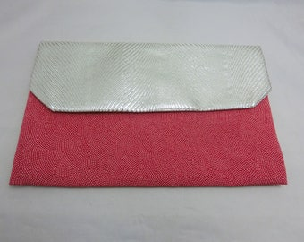 Handmade Handbag made in Japan made from Japanese Kimono
