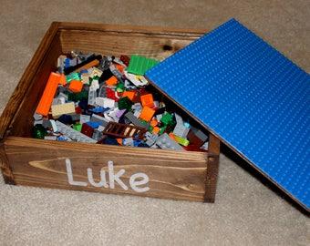Customized Travel LEGO Storage