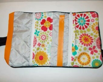 Fully customizable makeup or jewelry pouch