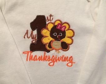 My 1st Thanksgiving!