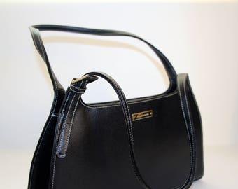 Sleek black LIZ Claiborne handbag