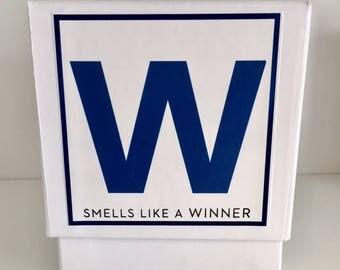 Smells Like A Winner Candle