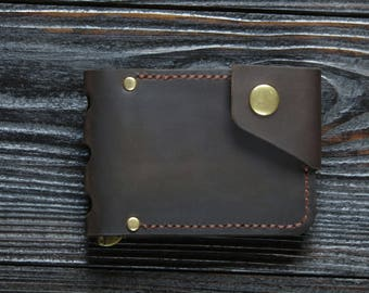 Leather Money Clip Wallet Personalized wallet wallet for men gift for him groomsmen gift personalized gift Personalized FREE