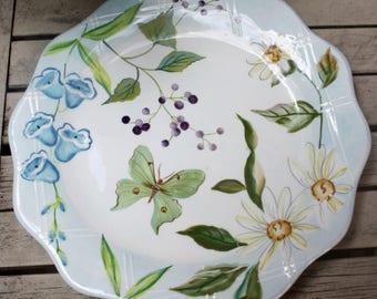 Zrike Butterfly plate