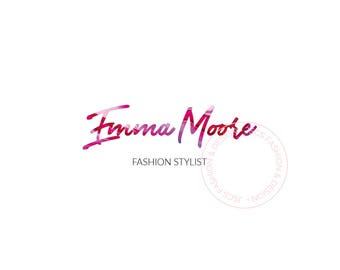 Premade Logo Design, Luxury Design, Fashion Logo, Branding, Fashion Logo, Luxury Logo, Business Logo, JRAZ_004