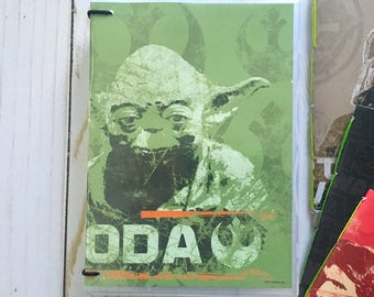 Yoda Packed Notebook Nook Special