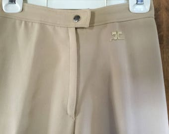 Courreges pants made in france