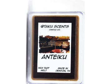 Scented Soy Anime Wax Melt Tart