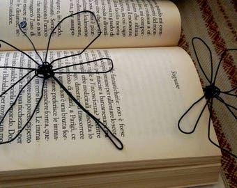 Bookmark in Iron wire