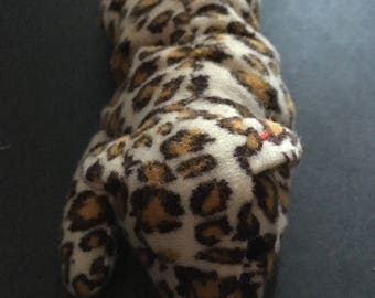 Beanie Babies leopard (From McDonalds Happy Meal)