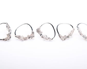 Vega 2 earrings