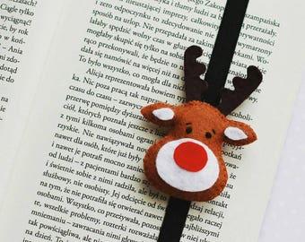 Bookmark Reindeer