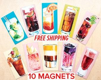 Free shipping Sale Cute fridge magnet set Decorative fridge magnets Gift for office Magnets Fridge housewarming magnet Pretty magnets