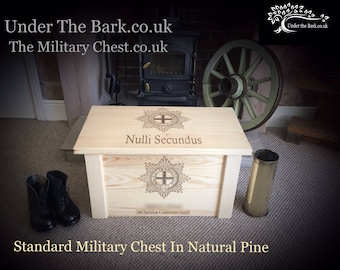 The Personalised Military Chest