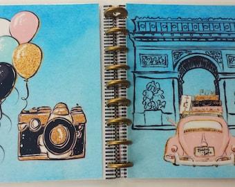 Parisan Holiday