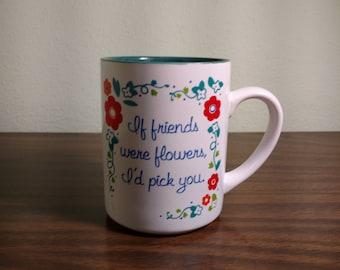 Vintage Friendship Mug