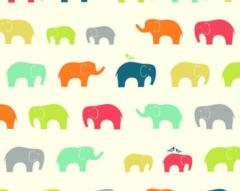 Ellie Fam Multi Double Gauze from Birch Fabrics - 100 % Organic Cotton - Organic Double Guaze - Double Gauze - Organic Fabrics