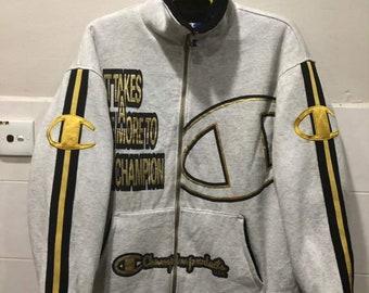 Champions Spellout Big Logo Hoodies Sweatshirt