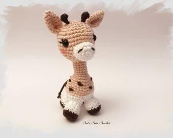 Baby Giraffe crochet