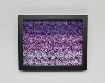 Flower Shadow Box