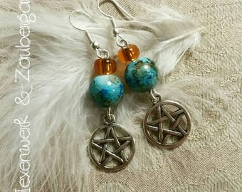 "Earrings ""Witchs' magic"""