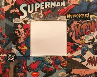 Decorative wall Mirror - DC Superhero -  Superman