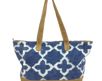 "Ethno Shopper ""INDIGO"" 