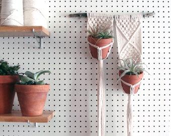 The Avondale - Macrame Wall Hanging, Macrame Wall Tapestry, Macrame Plant Hanger, Boho Decor, Fiber Art