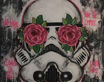 Stormtrooper memorial