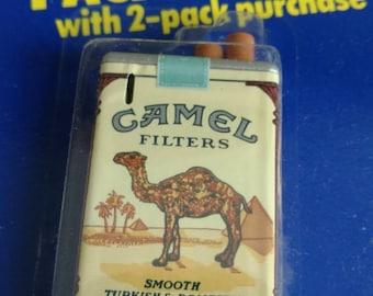 Camel Cigarettes Pack Lighter in original Blister card