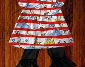 Dr Seuss 2pc Set